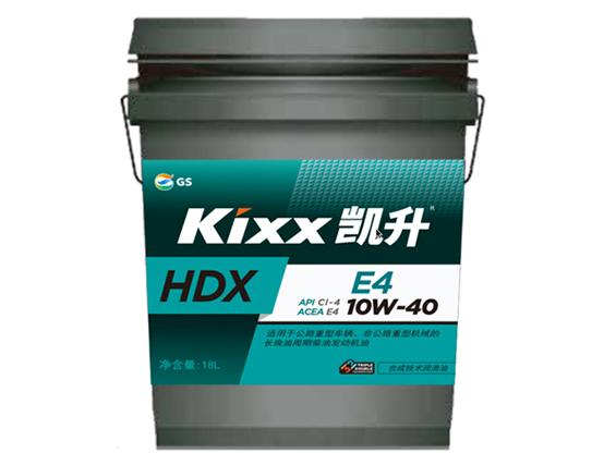 HDX E4 10W-40