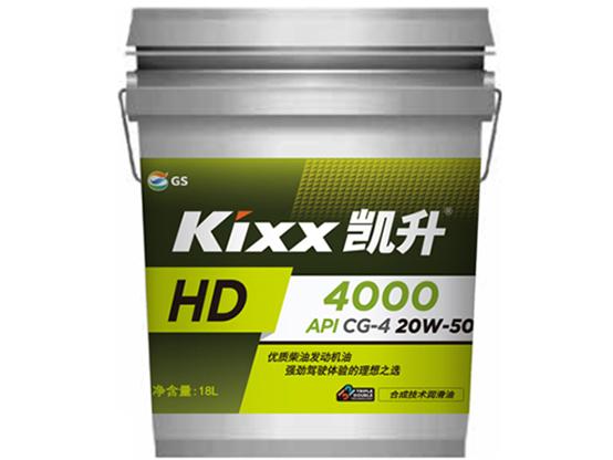HD 4000 20W-50