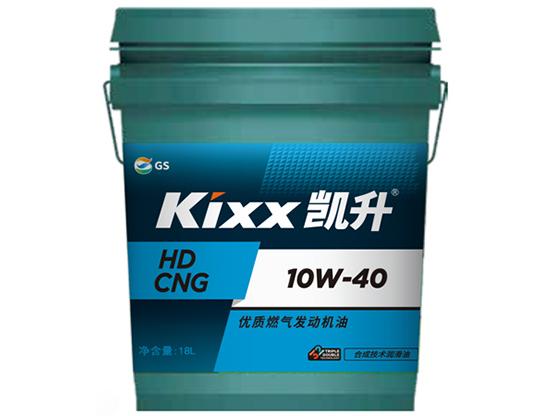 HD CNG 10W-40