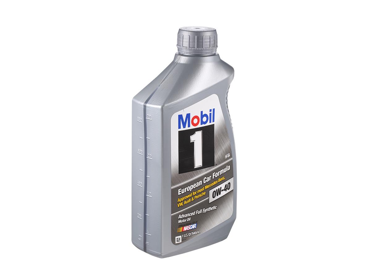 美孚 (Mobil)1号全合成机油 0W-40 A3/B4 SN 1L装