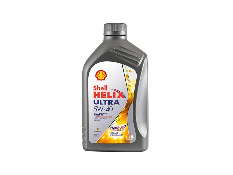 壳牌 全合成机油 超凡喜力Ultra 5W-40 灰壳A3/B4 SN PLUS 1L装