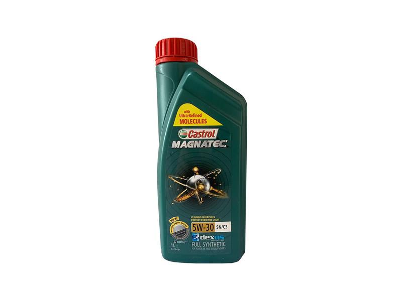 嘉实多 磁护全合成机油MAGNATEC 5W-30 SN/C3 1L装