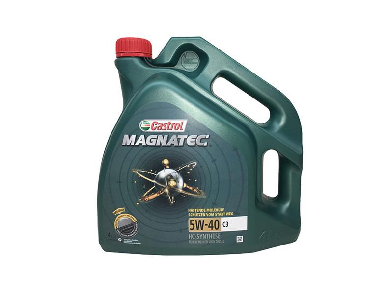 嘉实多 全合成机油 磁护Magnatec 5W-40 C3 SN 4L装-第1张图片-郑州市冠恒贸易有限公司【官方网站】-车用润滑油服务专家