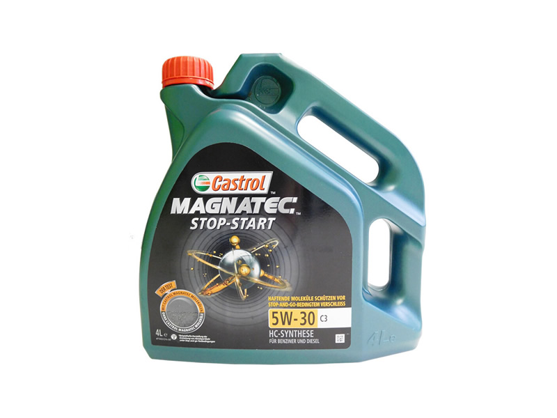 嘉实多 磁护全合成润滑油 启停保 5W-30 C3 SN 4L装